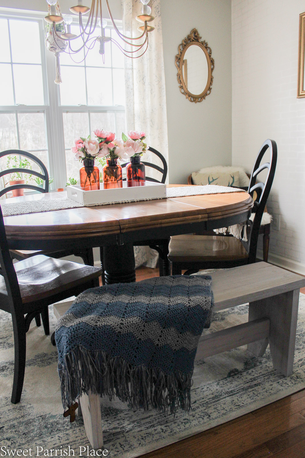 Office Dining Room. Modern Farmhouse Dining Table Office Room