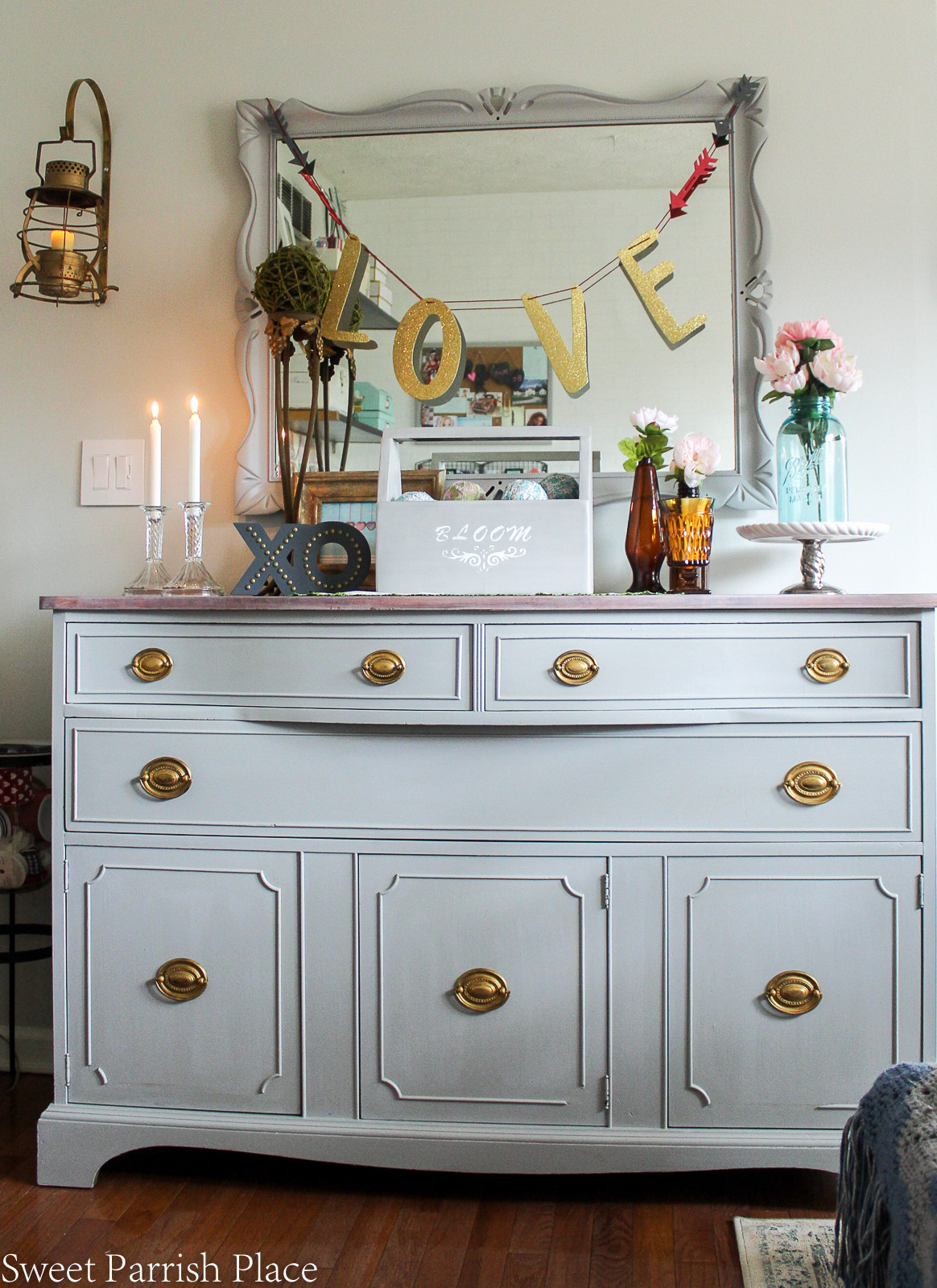 modern farmhouse buffet