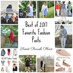 Best of 2017 | Favorite Fashion Posts
