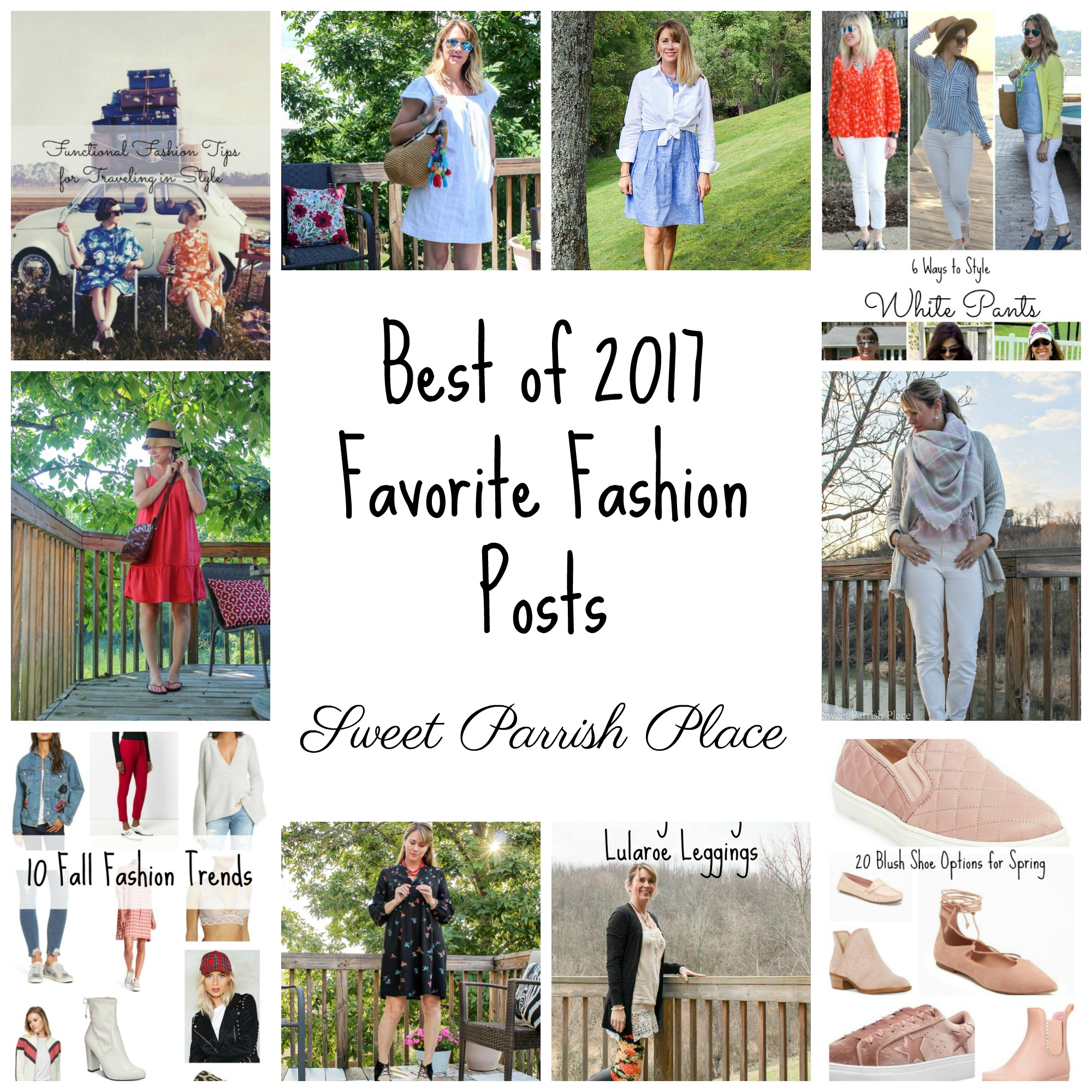 Best of 2017 favorite fashion posts