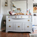 Painted Buffet |$100 Room Challenge #4