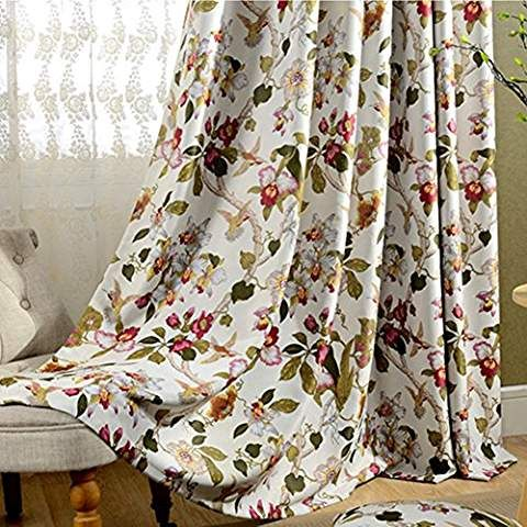 birds curtains amazon