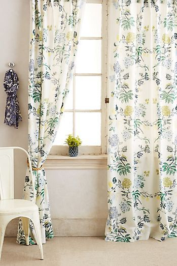 kalie curtains anthropologie