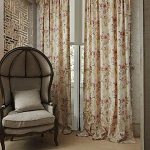 Affordable Floral Curtains