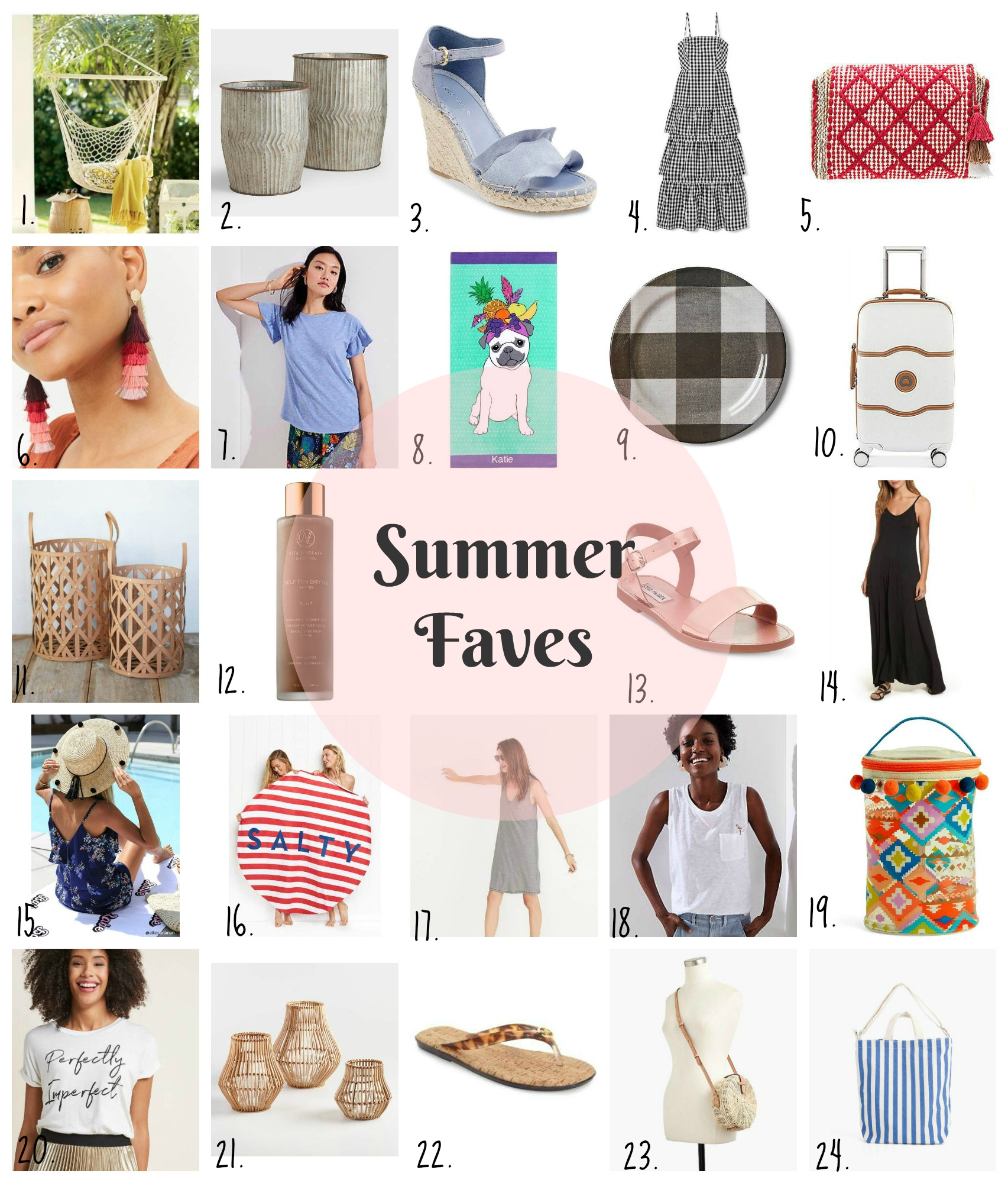 Summer Faves