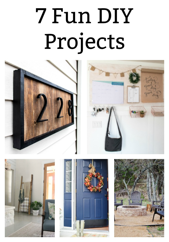 7 fun home DIY projects