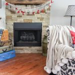 Rustic Fall Mantle