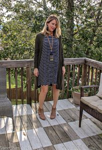 Easing Into Fall Outfits | Style Files
