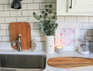 Budget Friendly Ideas to Freshen Up Your Kitchen