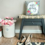 DIY Bench Makeover | Trashtastic Treasures