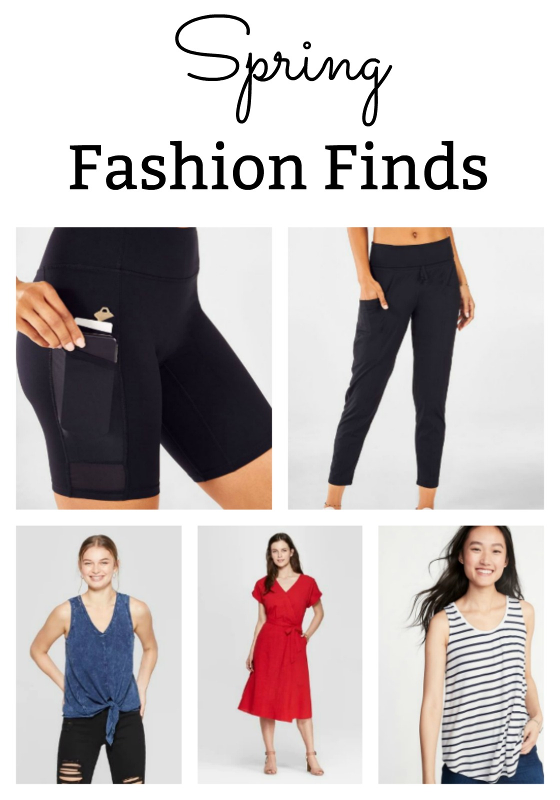 Spring Fashion Finds