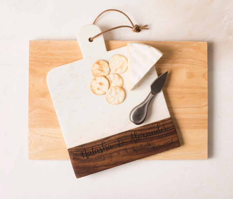 Cheese board Etsy
