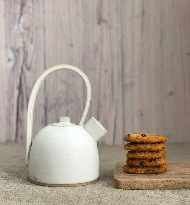 Handmade Tea pot Etsy