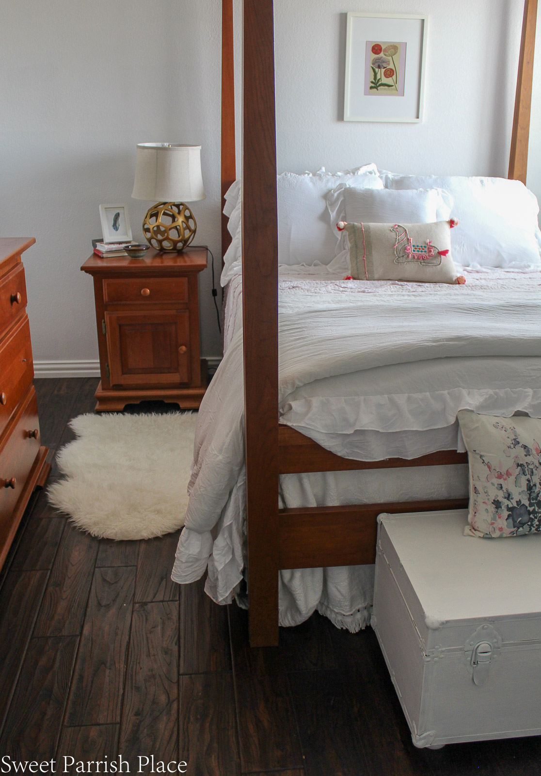 Cozy Guest Bedroom Reveal